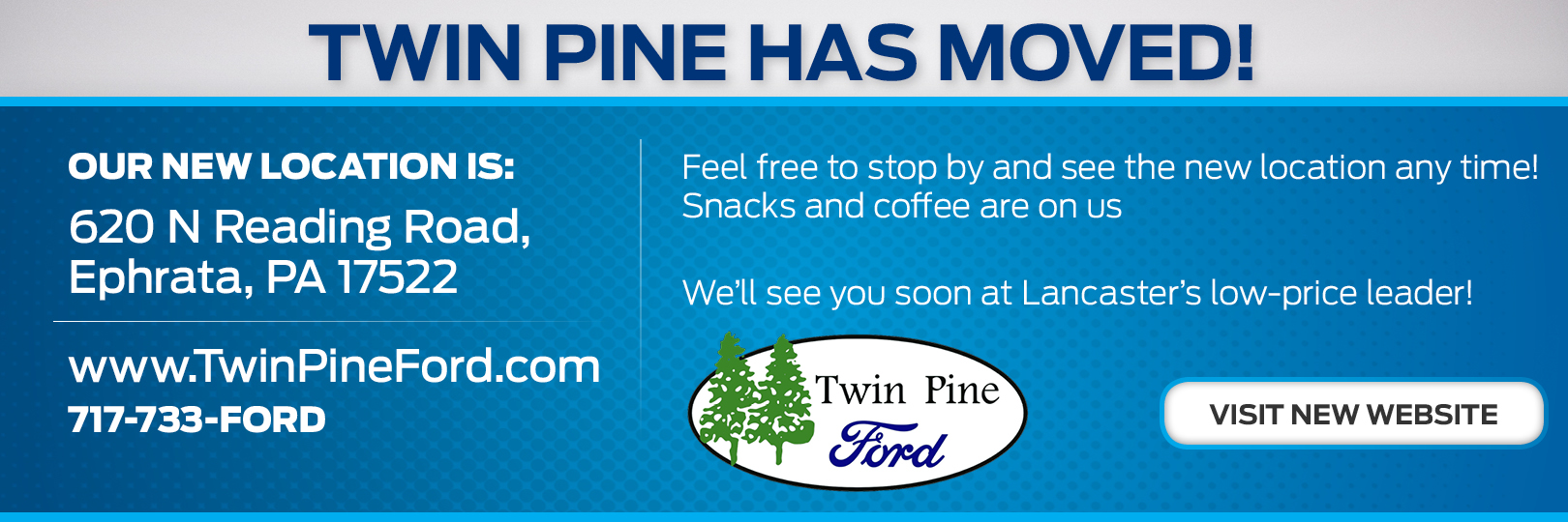 Twin Pine Auto Group Lancaster County's Largest Used Car